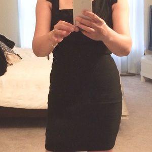 Trixxi Dresses - Bodycon Dress in Black